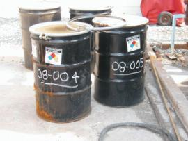 Week 2 - Conduct inventory of chemicals on the Site