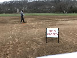 Field 5 closed.  HCHD documenting site conditions