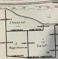Historical lease map
