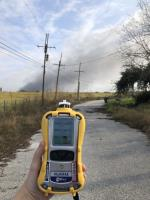 Air monitoring off of H O Mills Hwy<br />Date Taken: 11/27/2019<br />Category: 20191127<br />Latitude: 29.8874555555556<br />Longitude: -94.0420777777778<br />Tags: