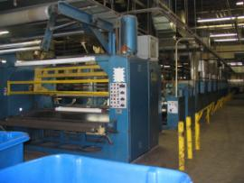 Fabric Treatment Production Line<br />Date Taken: 7/24/2005<br />Category: <br />Latitude: <br />Longitude: <br />Tags: