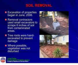 Residential Soil Removal