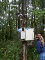 Remote Hydrogen Sulfide Monitoring Station (Arch Ave)