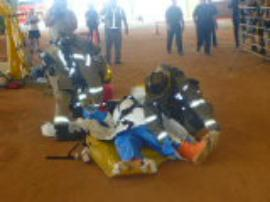 2012 Level A Training - Responder Mayday Drill