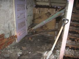 after asbestos removal basement<br />Date Taken: 8/16/2008<br />Category: <br />Latitude: <br />Longitude: <br />Tags:
