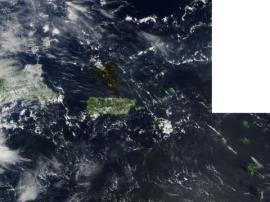 Image from NASA - Fire (as seen from space)