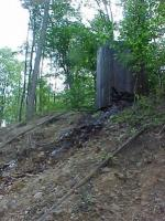 Tank associated with well